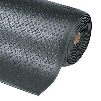 Notrax Arbeitsplatzmatte, PVC - Breite 1220 mm, pro lfd. m