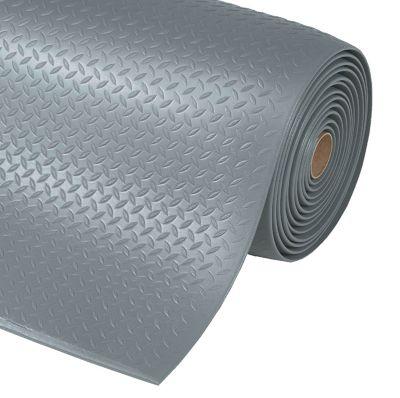 Arbeitsplatzmatte, PVC - Breite 1220 mm, pro lfd. m