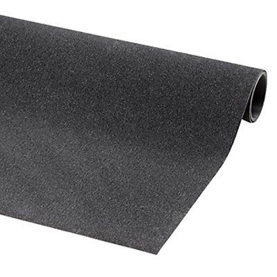 Notrax Anti-Rutschmatte, Höhe 2,1 mm - Breite 910 mm, pro lfd. m - schwarz