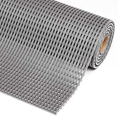 Notrax Anti-Rutschmatte, PVC - Breite 600 mm, pro lfd. m