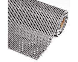 Anti-Rutschmatte, PVC - Breite 900 mm, pro lfd. m - grau