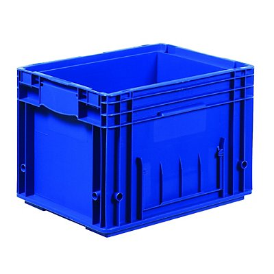 Behälter RL-KLT aus PP - blau