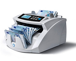 Automatischer Banknotenzähler - UV-Falschgelderkennung