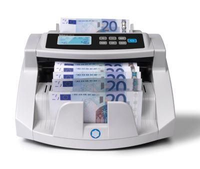 Automatischer Banknotenzähler - UV-Falschgelderkennung, SAFESCAN 2210