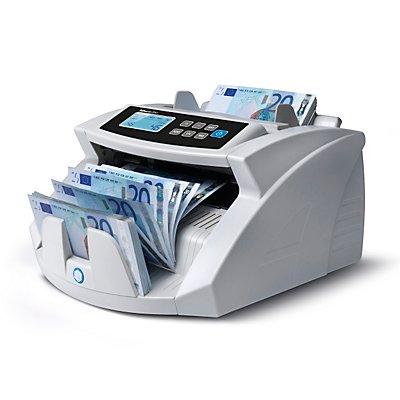 Automatischer Banknotenzähler - 3fache Falschgelderkennung, SAFESCAN 2250