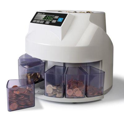 Automatischer Münzzähler und Sortierer - SAFESCAN 1250