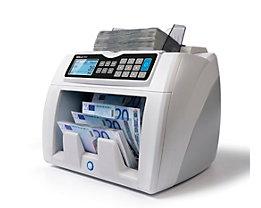 Automatischer Banknotenzähler - mit 3facher Falschgelderkennung