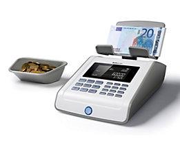 Münz- und Banknotenzähler - SAFESCAN 6185