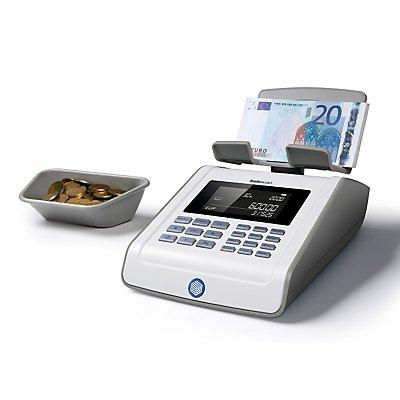 Safescan Münz- und Banknotenzähler - SAFESCAN 6185, zählt alle Währungen