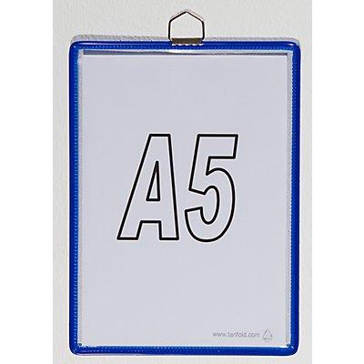 Tarifold Hänge-Klarsichttasche - für Format DIN A5