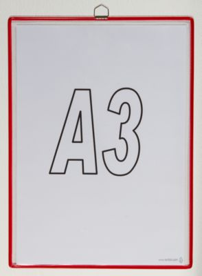 Tarifold Hänge-Klarsichttasche - für Format DIN A3