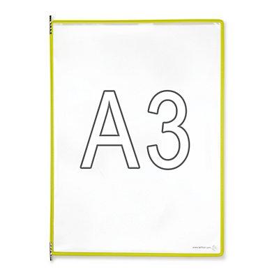 Tarifold Klarsichttafel - VE 10 Stk, für DIN A3