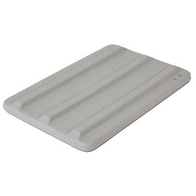VECTURA Deckel - für Behälter 135 l - grau