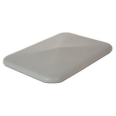 VECTURA Deckel - für Behälter 340 l - grau