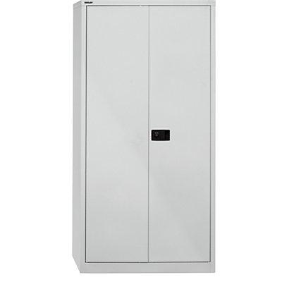 Bisley UNIVERSAL Flügeltürenschrank - 4 Fachboden, 5 Ordnerhöhen