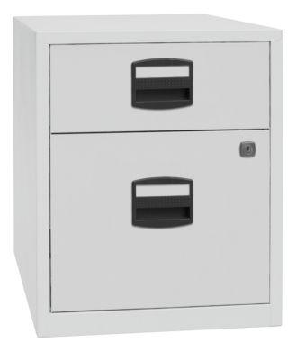 Mobiler Beistellschrank PFA - 1 Schublade, 1 Hängeregistratur
