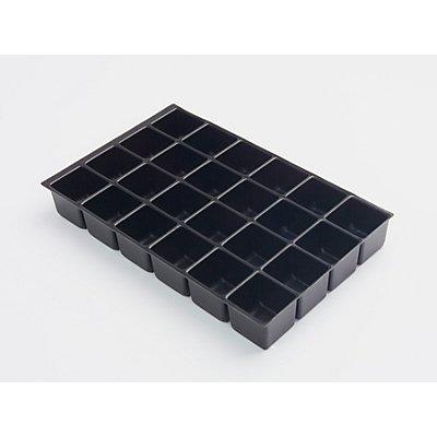Bisley MultiDrawer™ Schubladeneinsatz - Höhe 51 mm, für DIN A4 Schubladen