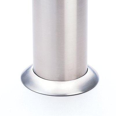 MORAVIA Sockelring - für Edelstahlpoller