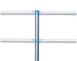 Barrière modulaire - poteau B