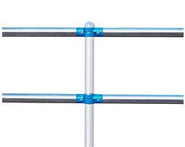 Barrière modulaire - tube transversal