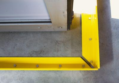 Leitbord - Länge 800 mm - Wandstärke 6 mm