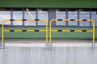 Schutzbügel - zur Wandmontage, herausnehmbar