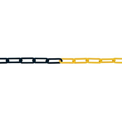 PE-Gliederkette - Gliederstärke 6 mm, Bundlänge 50 m
