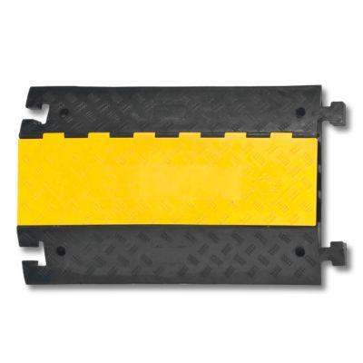 Kabelbrücke, groß - Normelement - schwarz / gelb
