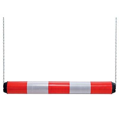 MORAVIA Höhenbegrenzer aus Kunststoff - Länge 950 mm - rot-weiß reflektierend