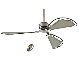 Design-Deckenventilator AVALON - Rotorblatt-Ø 1580 mm