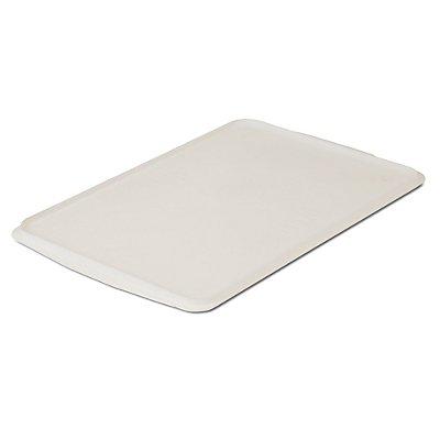 VECTURA Deckel aus Polystyrol - für Behälterinnenmaße LxB 600 x 405 mm