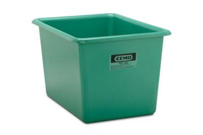 Großbehälter aus GfK - Inhalt 700 l, LxBxH 1320 x 970 x 800 mm