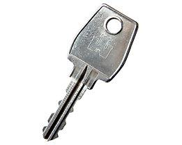 Hauptschlüssel - für Schließanlage - Mehrpreis je Schlüssel