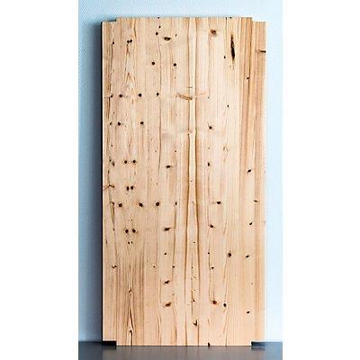 tablette pour rayonnage embo table en bois largeur 1000 mm avec couche d 39 appr t surface d polie. Black Bedroom Furniture Sets. Home Design Ideas