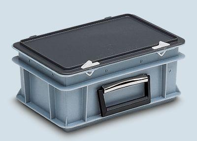 Mehrzweckkoffer - Inhalt 5 l, Außenmaße LxBxH 300 x 200 x 130 mm