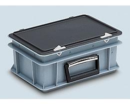 Mehrzweckkoffer - Inhalt 5 l, Außenmaße LxBxH 300 x 200 x 130 mm - ab 20 Stück