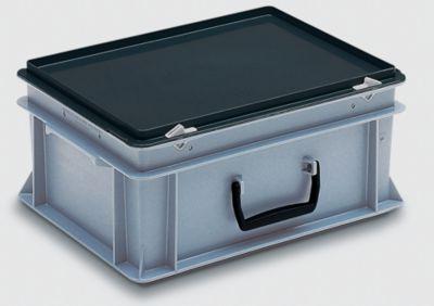 Mehrzweckkoffer - Inhalt 15 l, Außenmaße LxBxH 400 x 300 x 183 mm