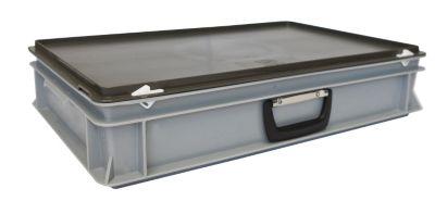 Mehrzweckkoffer - Inhalt 20 l, Außenmaß LxBxH 600 x 400 x 135 mm