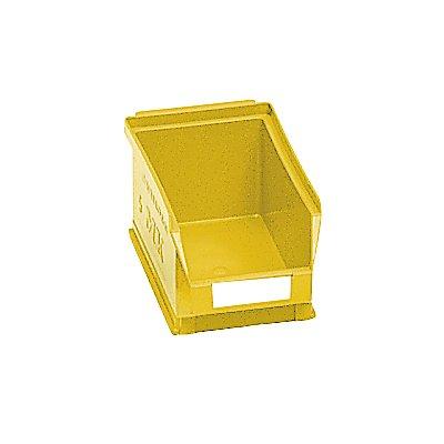 mauser Sichtlagerkasten aus Polyethylen - Inhalt 0,8 l