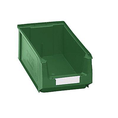 mauser Sichtlagerkasten aus Polyethylen - Inhalt 7,46 l