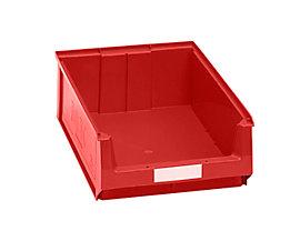 mauser Sichtlagerkasten aus Polyethylen - Inhalt 16 l, VE 14 Stk