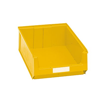 Sichtlagerkasten aus Polyethylen - Inhalt 16 l