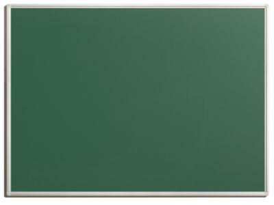 Kreidetafel - aus grün emailliertem Stahl