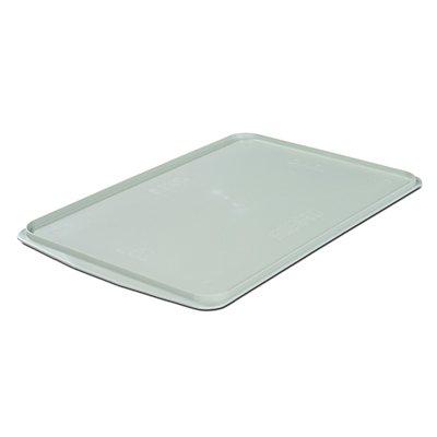 VECTURA Deckel aus Polystyrol - für Behälterinnenmaße LxB 395 x 295 mm