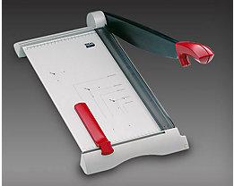 IDEAL Schneidemaschine - Schnittleistung 15 Blatt - Schnittlänge 430 mm, ohne Untergestell
