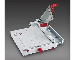IDEAL Präzisions-Hebelschneidemaschine - Schnittlänge 385 mm