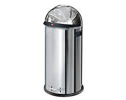 Hailo Großraum-Abfallbox KICKVISIER - Volumen 50 Liter