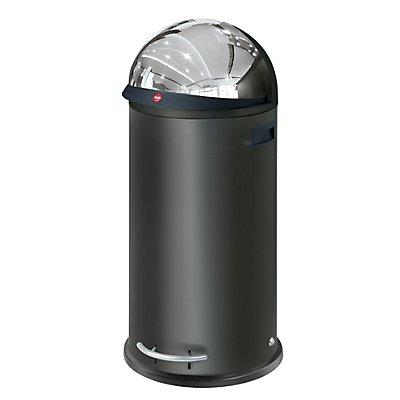 Hailo Hailo Großraum-Abfallbox KICKVISIER - Volumen 50 Liter