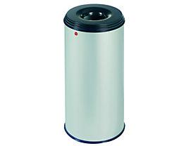Corbeille à papier ignifuge PROFILINE SAFE - capacité 50 l