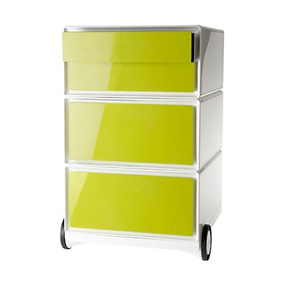 caisson roulant en plastique 2 tiroirs 2 tiroirs plans. Black Bedroom Furniture Sets. Home Design Ideas